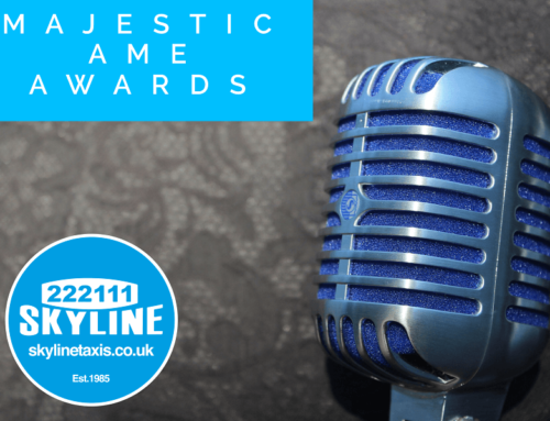 Skyline Taxis Announce Sponsorship of Majestic AME Awards