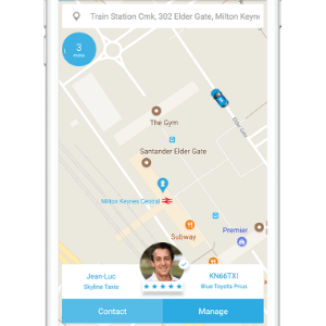 Track Your Taxi